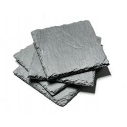 Kamenná podtácka - 4ks