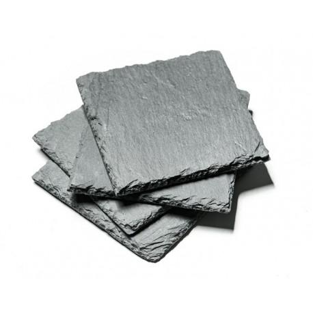 Kamenný podtácek - 4ks