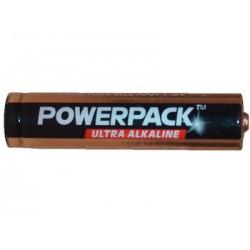 Alkalické batérie Powerpack 3xAAA