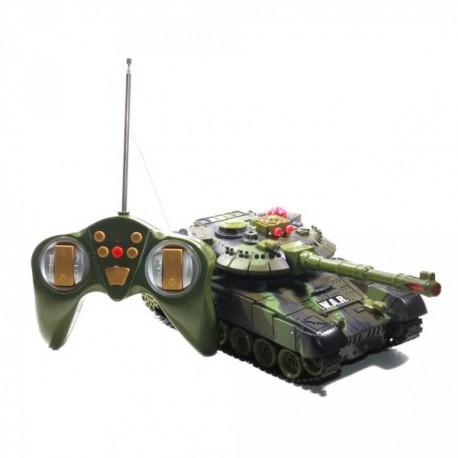 DR RC tank na ovládanie Kx8494, 1:16 - kaki
