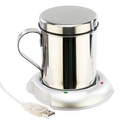 USB ohrievač nápojov