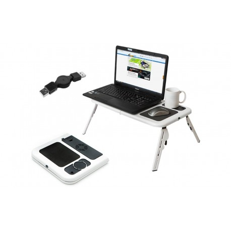 Stolík na notebook e-table