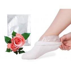 Exfoliačné ponožky pre jemnú pokožku nôh