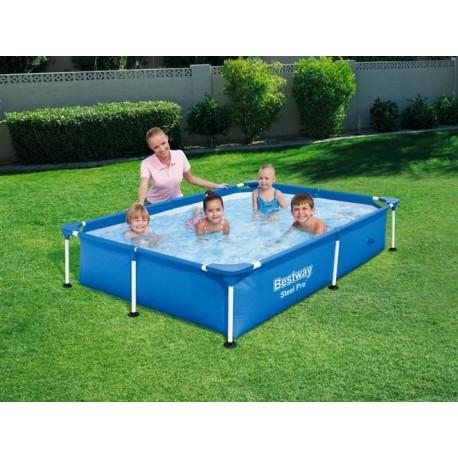 221x150x43 - BESTWAY 56401 bazén