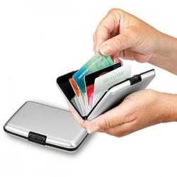 Puzdro na kreditné karty a vizitky