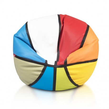 Sedací vak - BASKETBALL farebný