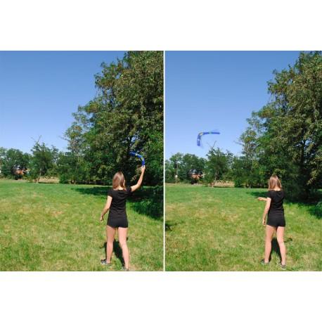 Bumerang s píšťalkou