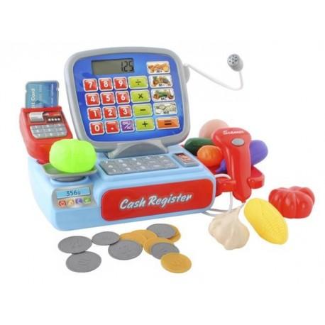 Detská pokladňa s kalkulačkou