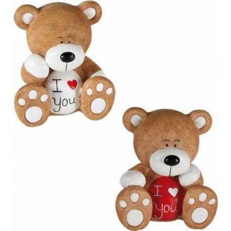 Medvedík I love you