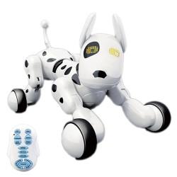 Interaktívny robopes biely