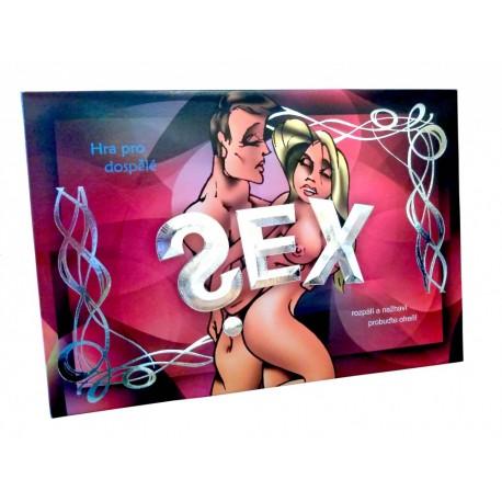 Erotická hra Sex