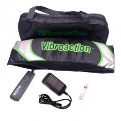 Fitness vibračný pás