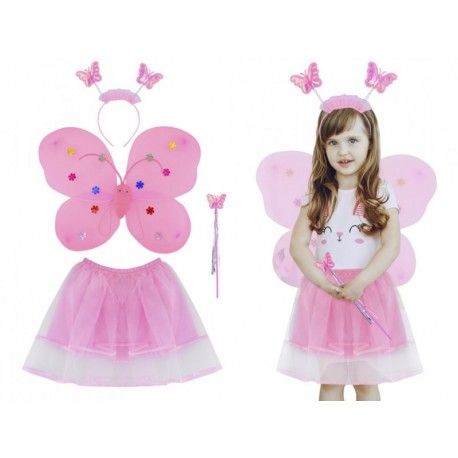 Detský kostým - Motýľ