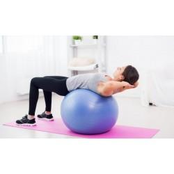 Fitness lopta s pumpou 55cm