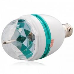 Rotačná farebná žiarovka