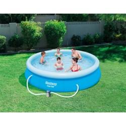 Bazén Fast Set s filtračným čerpadlom 366x76 cm BESTWAY 57274