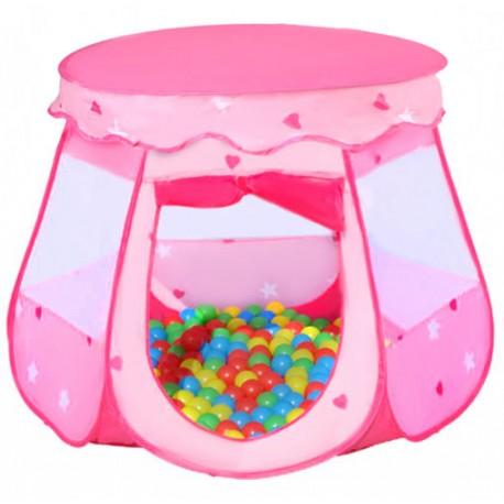 Stan pre deti - ružový