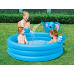 53048 Detský bazén Sloník 152x74 cm