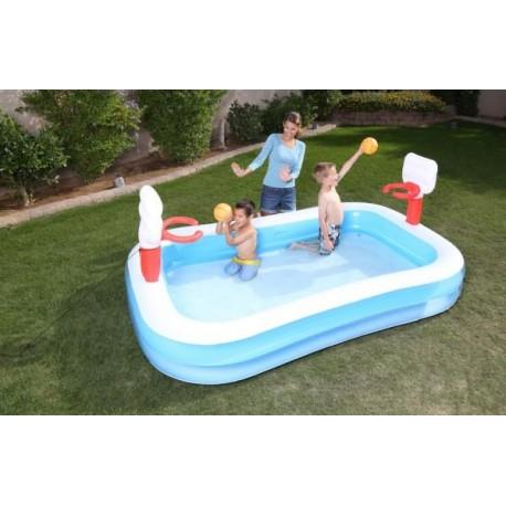Detský bazén basketball 254x168x102 cm BESTWAY