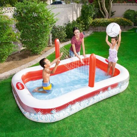 Detský bazén volejbal 253x168x97 cm BESTWAY