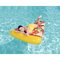Nafukovacie lehátko Pizza Party 188x130 cm BESTWAY
