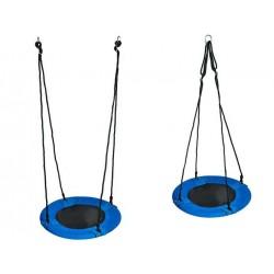 5643 Kruhová hojdačka 60cm modrá