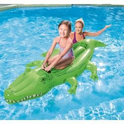 Nafukovací krokodíl 167x89 cm BESTWAY
