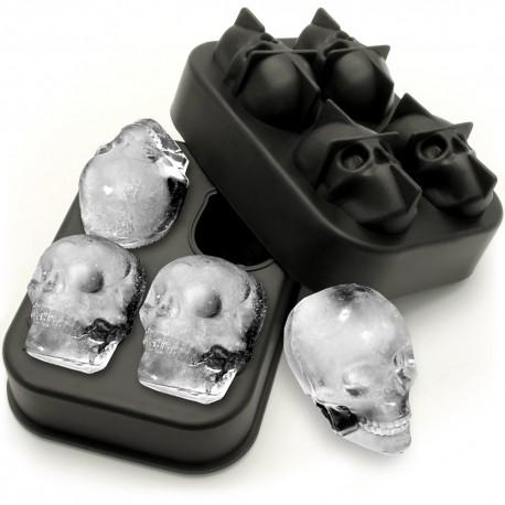 Forma na ľad - Lebka