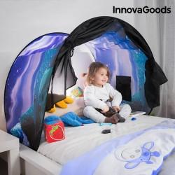 Detský stan nad posteľ