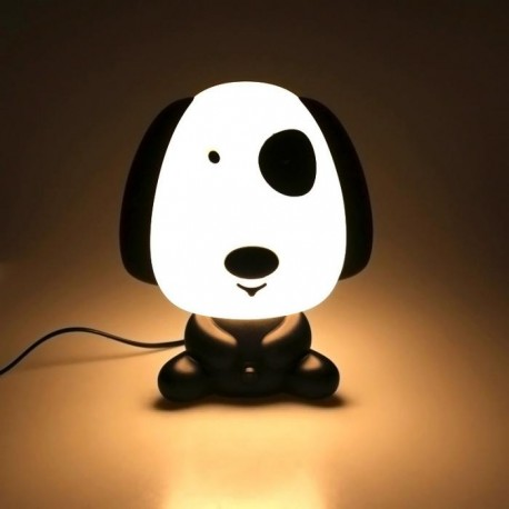 Nočná lampička psík