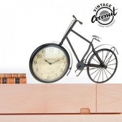 Stolové hodiny bicykel
