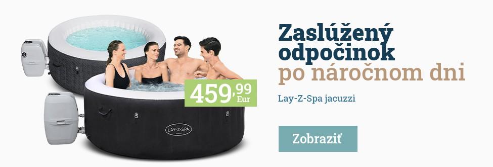 Lay-Z-Spa Jacuzzi